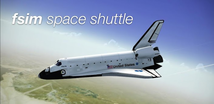 F-SIM Space shuttle - ver. 2.2.063