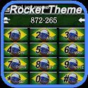 RocketDial Theme Brazil icon
