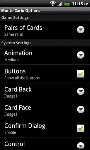 【免費紙牌App】Monte Carlo-APP點子