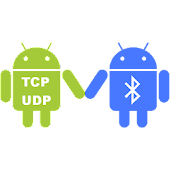 BT-TCP/UDP Serial Transfer