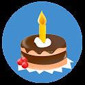 Age calculator(Date-Date) Free icon