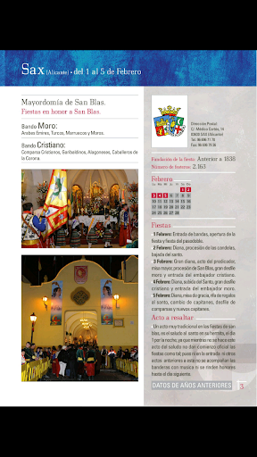 Guía Festera UNDEF 2014 HD