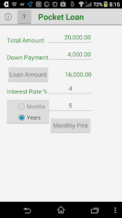 Pocket_Loan- screenshot thumbnail