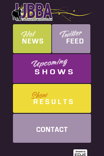 IJBBA Show App