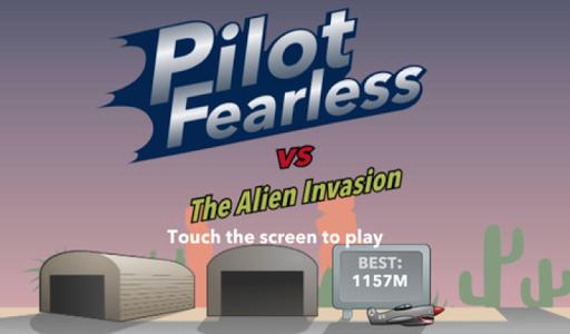 Pilot Fearless