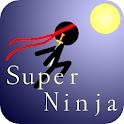 Super Ninja logo