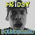 Friday Soundboard logo