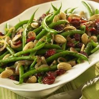 Sweet and Savory Green Beans