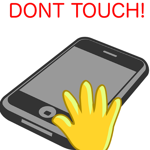 Dont Touch Phone Alarm