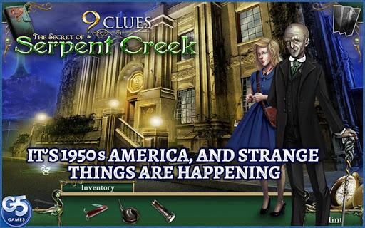 9 Clues: Serpent Creek Full