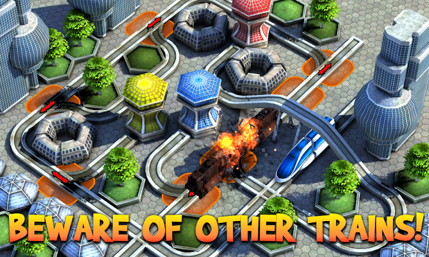 Train Crisis HD - screenshot