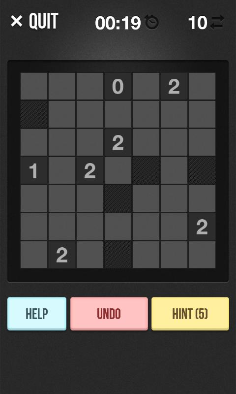 LightUp - Sudoku Style Game - screenshot