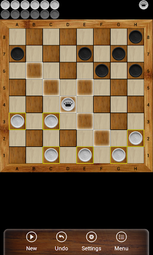 Russian checkers - Shashki 9.8.0 screenshots 2