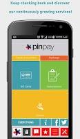 Screenshot of PinPay