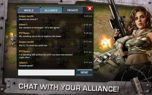 War of Nations Screenshot 3