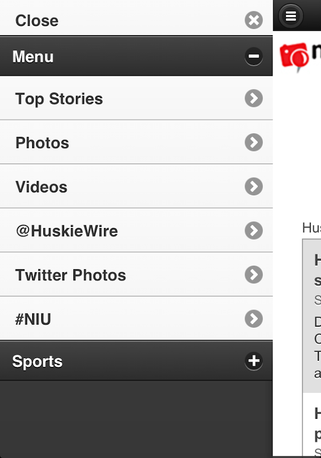 HuskieWire- screenshot