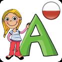 Alfabet dla dzieci icon