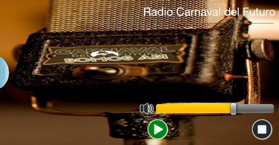Radio Carnaval del Futuro screenshot 3