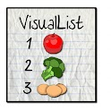 VisualList logo