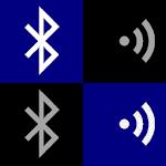 Bluetooth Widget + Visibility