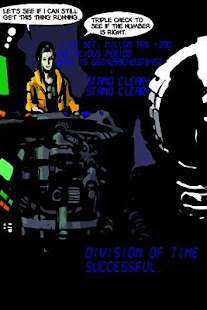 Division Comics #1 - screenshot thumbnail