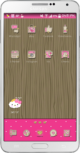BarbGirl Go Launcher