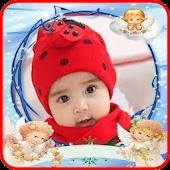 baby kids photo frames