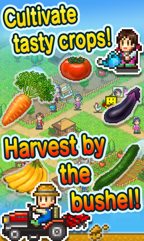 Pocket Harvest- screenshot