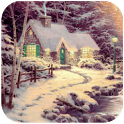 Dream Christmas Live Wallpaper icon