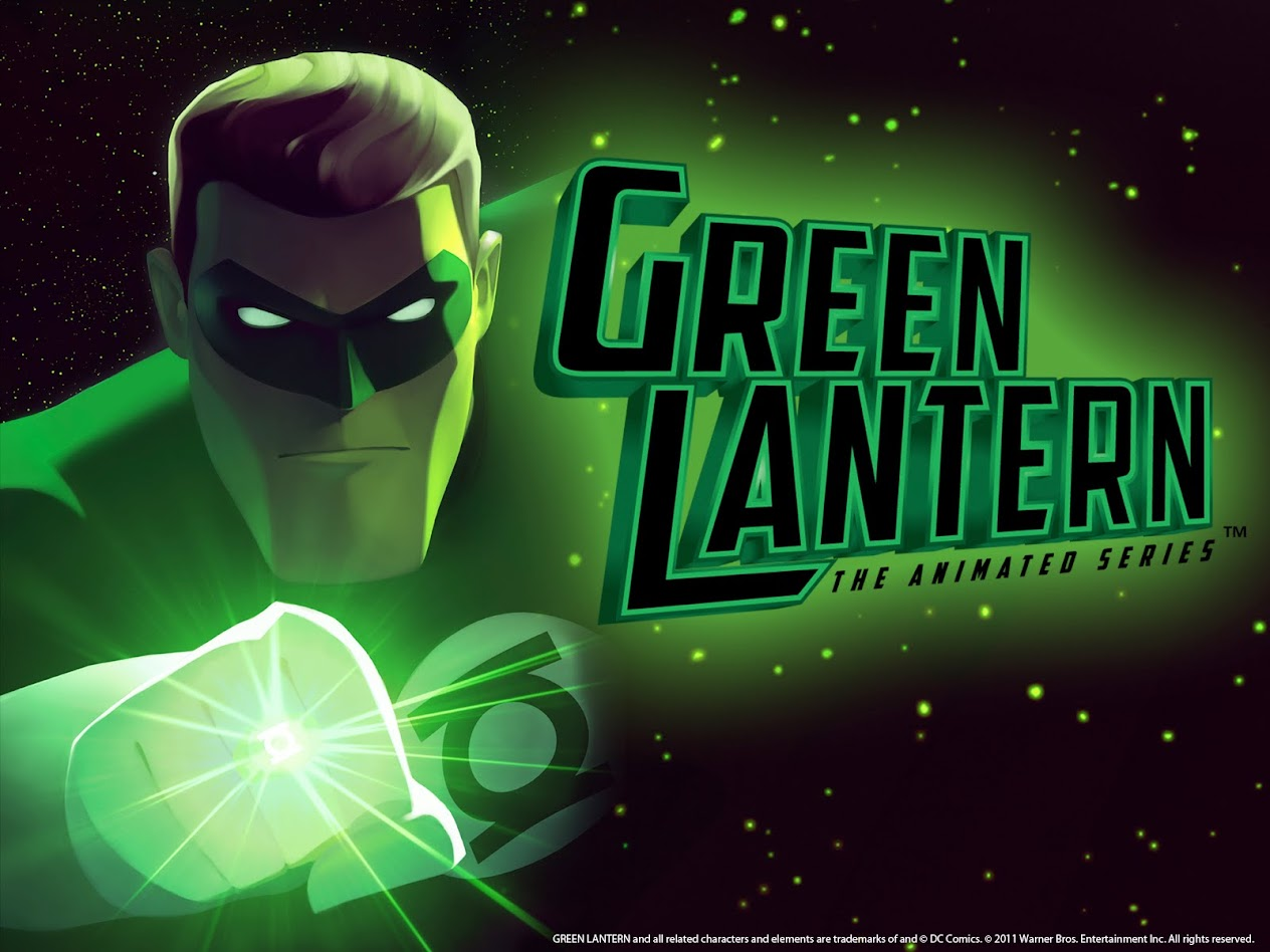 green lantern the animated series tv on play