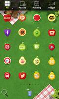 Screenshot of Picnic Day dodol theme