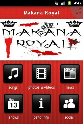 Makana Royal - screenshot