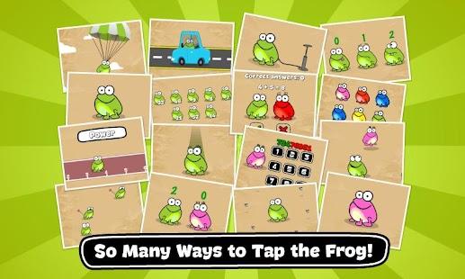 Tap the Frog: Doodle - screenshot thumbnail