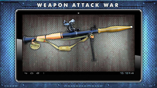 【免費動作App】Weapon Attack War-APP點子