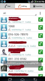 玩通訊App|Block Outgoing Calls免費|APP試玩
