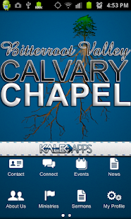Bitterroot Valley Calvary- screenshot thumbnail