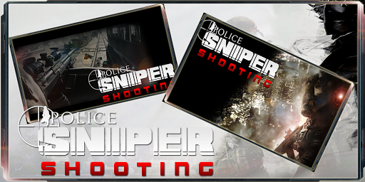 Police Sniper Shooting 3D
