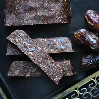 Thin Mint Lära Bars (Gluten Free, Vegan, Raw)