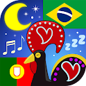 Portugal and Brazil Lullabies icon