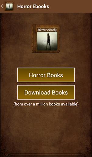 Horror Ebooks