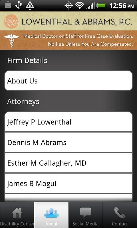 Medical Malpractice- screenshot