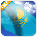 3D Kazakhstan Flag LWP icon