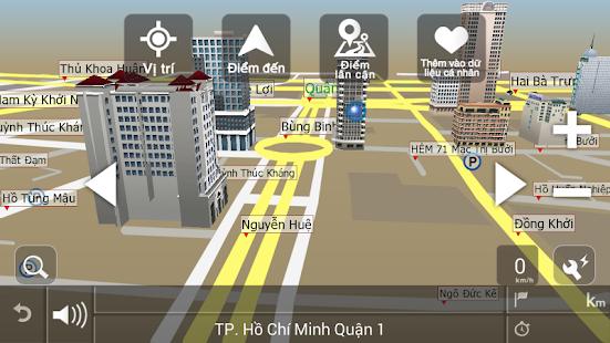 VIETMAP X10 02.2015 - screenshot thumbnail