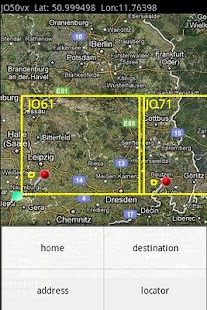QTH Locator Droid - screenshot thumbnail