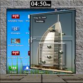Burj Dubai Door Lock