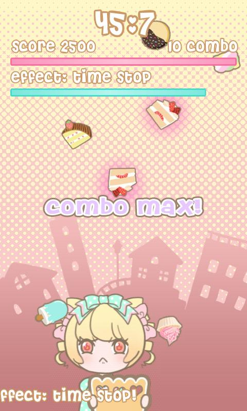 Candy Falls!- screenshot
