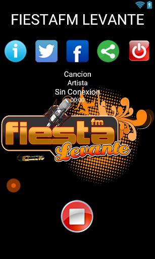 【免費娛樂App】FIESTA FM LEVANTE - MOTIVANTE-APP點子