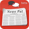 News Pal™ (voice browser) icon