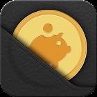 Monedas mundiales: EURO, Canadá, EE. UU. Y otros icon