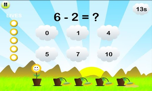 Math Training for Kids- screenshot thumbnail